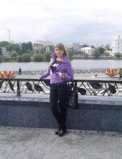 Alena 29 y.o. from Russia