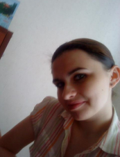 Irina 29 y.o. from Russia