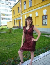 Natalia 30 y.o. from Russia