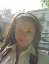 Yanochka 30 y.o. from Russia