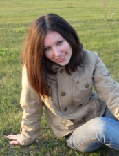 Anna 31 y.o. from Ukraine