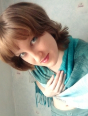 Marina 32 y.o. from Russia