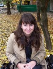 Nastya 29 y.o. from Ukraine